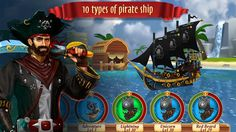 Image result for pirate battle corsairs bay ships