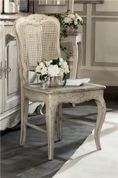 Antique Caned Chairs | My Country Furniture