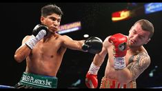 Mikey Garcia vs Sergey Lipinets - Showtime Boxing, March 10, 2018