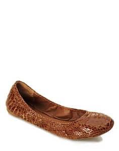EMMIE BALLET FLATS  ONLINE ONLY  ITEM #LBA02204  /  STYLE LKEMMIE  $59.00