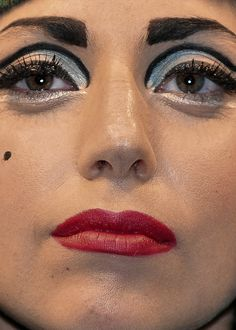 Think the celebs are hot? These super close up shots will make you think again, especially #2!