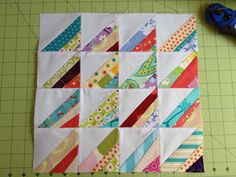 August Bee Block | Flickr - Photo Sharing!
