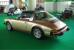 1976 porsche targa 2.7 | Porsche 911 2.7 Targa , 1976