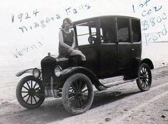 My grammas first car $800 -1924