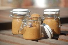 """crunchy """"Speculoos"""" pasta; the very best spread to put on your morning toast!"""