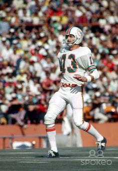 Dec 1, 1973.  Dolphins safety Jake Scott (13)