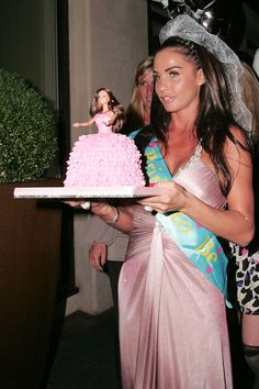 The ever-entertaining Katie Price had a barbie doll themed party for her hen weekend before marrying now-ex Alex Reid (it's hard to keep up...). Fancy a hen weekend with all the girls in Puerto Banus, located in the glam resort of Marbella in Spain? Visit http://henmarbella.com it's cheaper than you think!