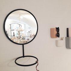 The cool new reflection mirror bei I Shop, Reflection, Mirror, Cool Stuff, Table, Furniture, Home Decor, Interior Design, Home Interior Design