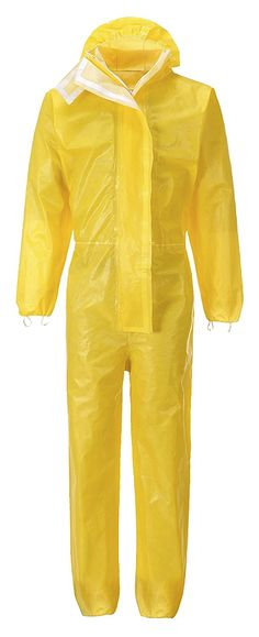 Portwest ST70YERM BizTex Microporous 3/4/5/6 Coverall, Regular, Size: Medium, Yellow ** Details can be found by clicking on the image. (This is an affiliate link) #MowersandOutdoorPowerTools