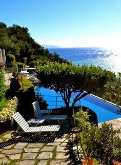 Hotel Splendido, Portofino, Italy - bewri