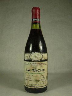 1980 Romanee Conti, Domaine de la La Tache Grand Cru