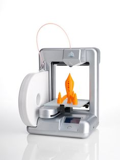 1 | Cubify Wants To Domesticate The 3-D Printer | Co.Design: business + innovation + design