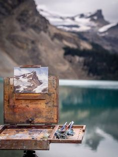 A fun image sharing community. Explore amazing art and photography and share your own visual inspiration! Studios D'art, Plein Air, The Great Outdoors, Bunt, Art Inspo, Painting & Drawing, Art Photography, Street Art, Scenery