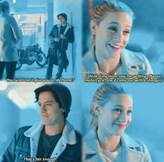 Season 2 Episode 1 Chapter Fourteen: A Kiss Before Dying Riverdale Quotes, Riverdale Archie, Bughead Riverdale, Riverdale Funny, Riverdale Betty And Jughead, Lili Reinhart And Cole Sprouse, Stranger Things, Riverdale Cole Sprouse, Riverdale Characters