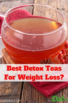 These 5 Detox Teas Will Help You Improve Your Health And Cleanse The Body From Toxins. #tea #detox #cleanse