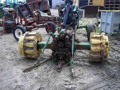 John Deere 4430 tractor salvaged for used parts. This unit is available at All States Ag Parts in Salem, SD. Call 877-530-4010 parts. Unit ID#: EQ-24467. The photo depicts the equipment in the condition it arrived at our salvage yard. Parts shown may or may not still be available. http://www.TractorPartsASAP.com