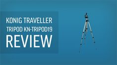 In this video I review the Konig Traveller Tripod which I think is a very good tripod for the price.