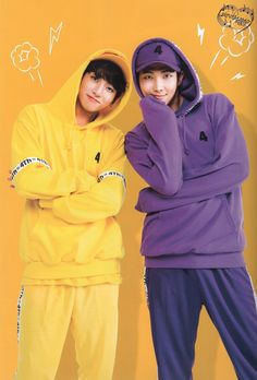 Rap Monster et Jungkook