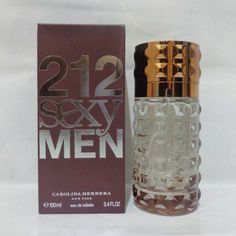 Carolina Herrera Sexy Men EDT IDR 65000