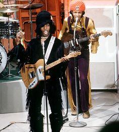 Sly and the Family Stone. LYSERGICFUNK