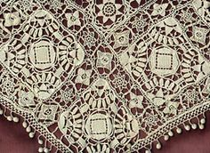 Handmade Laces: Filet, Crochet, Cutwork, Knitting, Tatting, Embroidery and Applique
