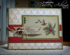 FS355~CASing Julie! by darleenstamps - Cards and Paper Crafts at Splitcoaststampers