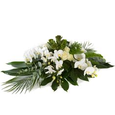 Funeral Flower Arrangements, Funeral Flowers, Wedding Flowers, Ikebana, Flower Crafts, Fresh Flowers, Bouquet, Elegant, Plants