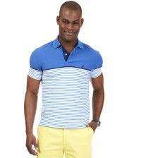 American eagle outfitters men 39 s classic fit mesh tipped for Big and tall polo rugby shirts