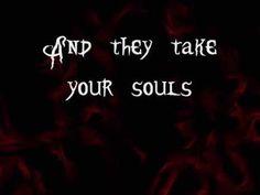 Seven devils all around me...