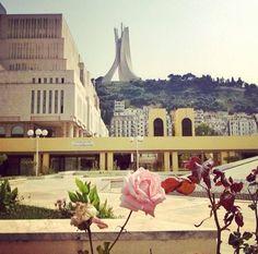 Monument de Martyr Alger , Algérie