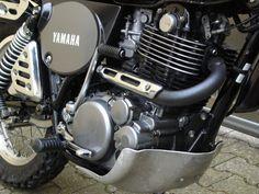 Yamaha XT 500 (1U6) -Sonder Edition / Sammlerstück- como Enduro y enduro de viaje en Langenfeld