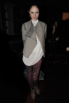 Jason Wu Parties After the Runway    Coco Rocha