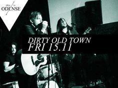 Son Of Caesar + Dirty Old Town Releasekoncert på Studenterhus Odense Læs anbefalingen på: www.thisisodense.dk/4056/son-of-caesar-dirty-old-town