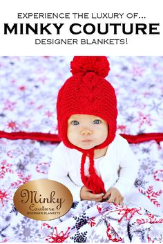 Brighten up your little one's day with a new Minky! Our soft, luxurious blankets help your little one feel safe and secure. Shop online at Minky Couture for hand-sewn luxury blankets you can afford!