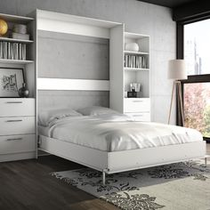 Found it at Wayfair - Lower Weston Murphy Wall Bed