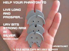 from UAVbits.net for your #DJI #Phantom3 #p3 #UAV #drones #quadcopter #DJIPhantom #dronesaregood