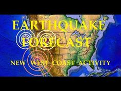 6/23/2016 -- Global Earthquake Forecast -- West Coast Watch + Pacific Un...