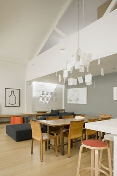 Warehouse Transformation Ignites Sense of Belonging and Family-Friendly Feel