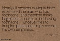 george owell utopia quotes - Google Search