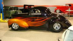 1941 Willys     Eric's Muscle Cars |Pinned from PinTo for iPad|