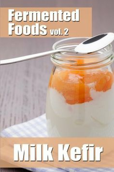 Fermented Foods vol. 2: Milk Kefir (The Food Preservation Series) by Meghan Grande, http://www.amazon.com/dp/B00K0T36QQ/ref=cm_sw_r_pi_dp_DfqAtb1MW9VMF