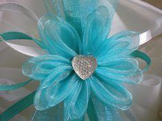 Цветы из лент  своими руками. / DIY Flowers Wedding