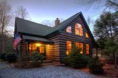 Mountain View Rental Cabin in North Georgia - Ellijay GA cabins - Blue Sky Cabin Rentals Next Christmas?