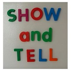 show-tell