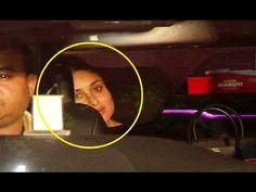 HIGHLY PREGNANT Kareena Kapoor with Karishma Kapoor spotted at Karan Johar's residence.