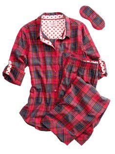 Dreamer Flannel Pajama - Victoria's Secret  ANY color, size XS with Short length