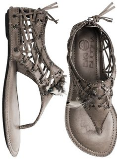 ☮ American Hippie Bohemian Boho Style .. Shoes - Sandals...I love!