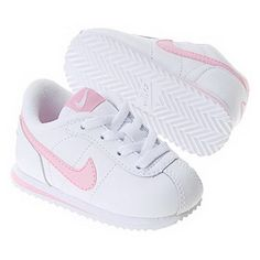 Nike Running Shoes for Baby Girls ❤ liked on Polyvore featuring baby shoes, baby, baby clothes and kids