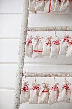 DIY Advent Calendar inspired by Souvenir Magazine