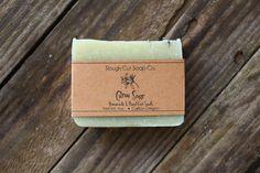 Citrus Sage Cold Process Soap – Rough Cut Soap Co.